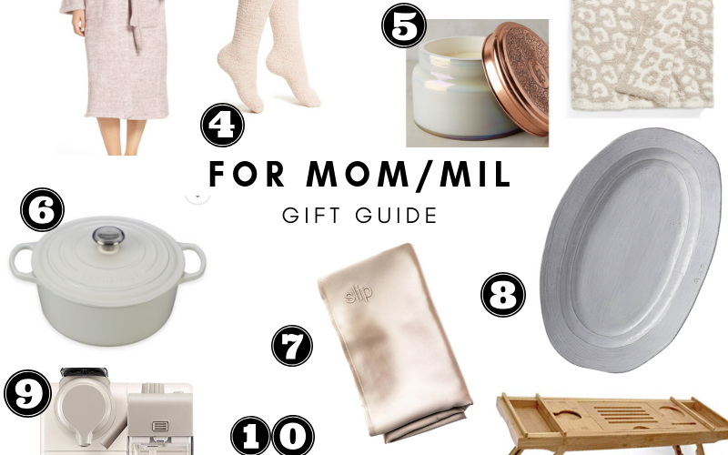 Gift Guide – For Mom