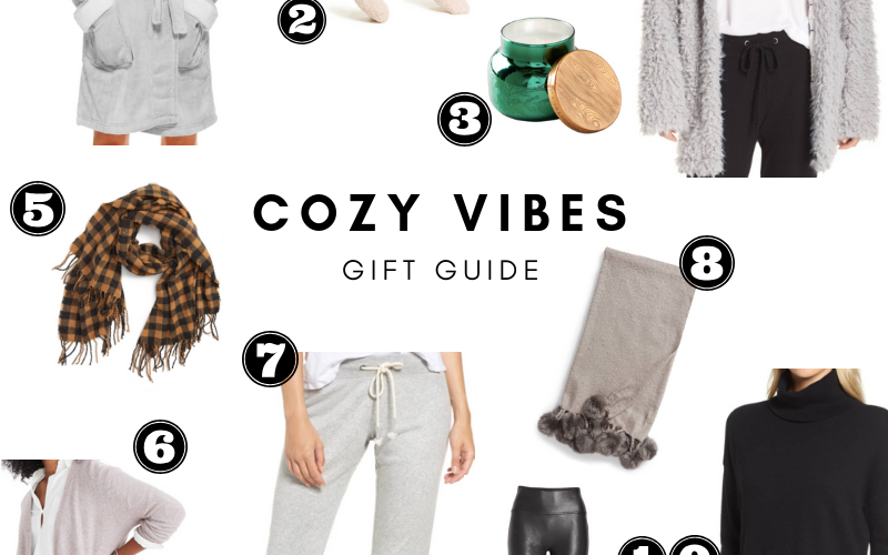 Gift Guide – Cozy Girl