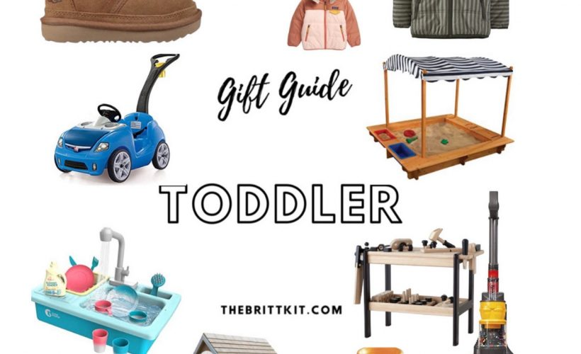 GIFT GUIDE: FOR TODDLER