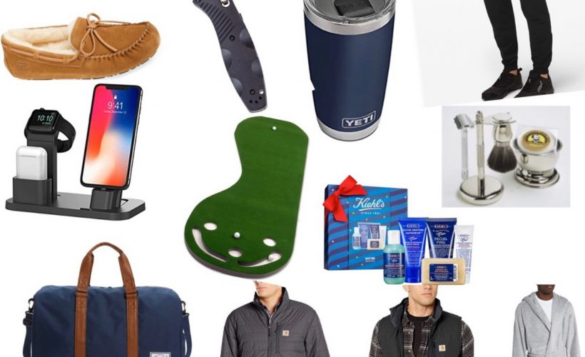 GIFT GUIDE 2019: FOR HIM