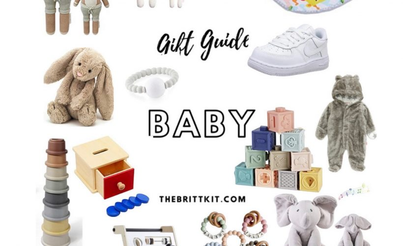 GIFT GUIDE: FOR BABY